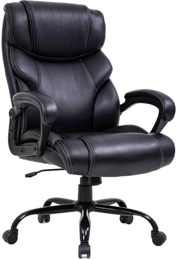 Amazon Big and Tall is a good budget office chair which has a 400lb capacity